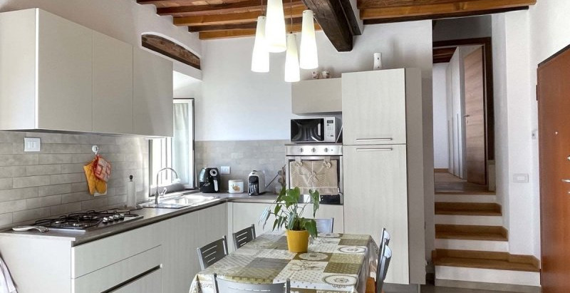 Renovated Italian medieval apartment for $121k