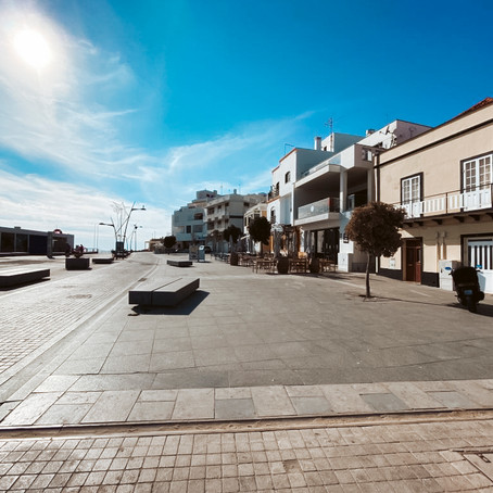 Commercial + living space in Portuguese beach town for $142k