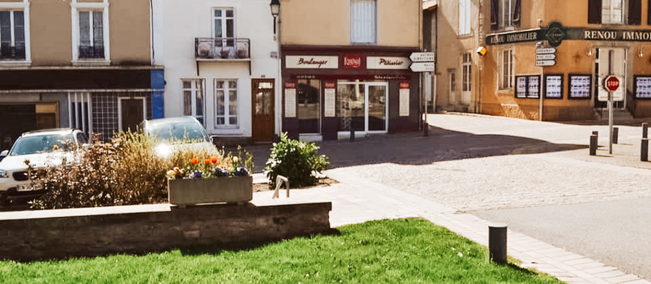 French Townhouse FSBO for €132,000
