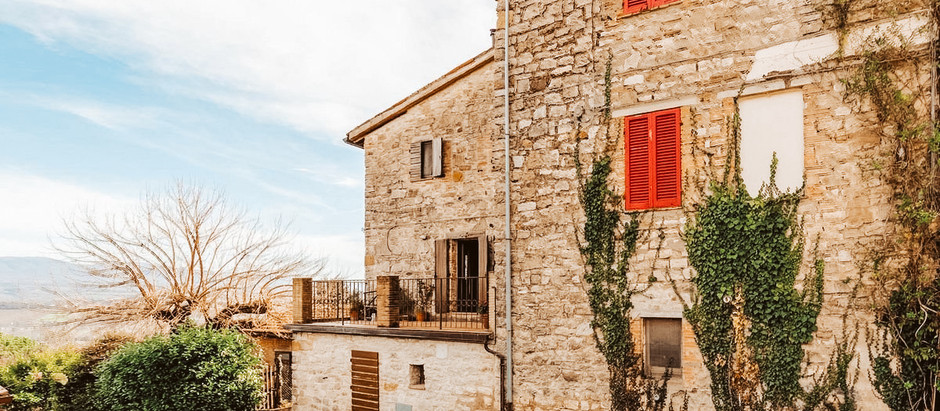 Farmhouse in Italy for $122k