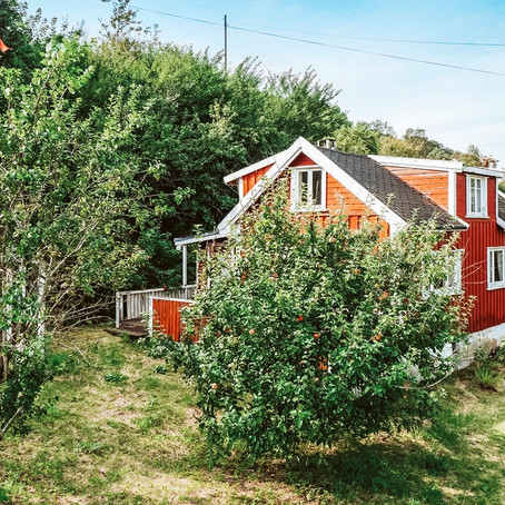 Rustic Island Cabin in Norway for $101k
