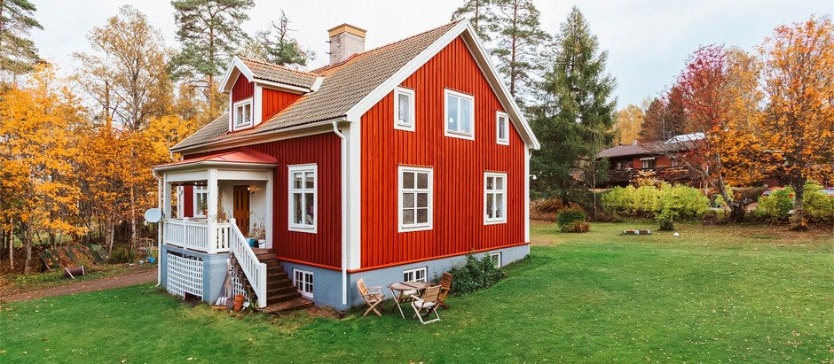 Swedish Country Villa for $167k