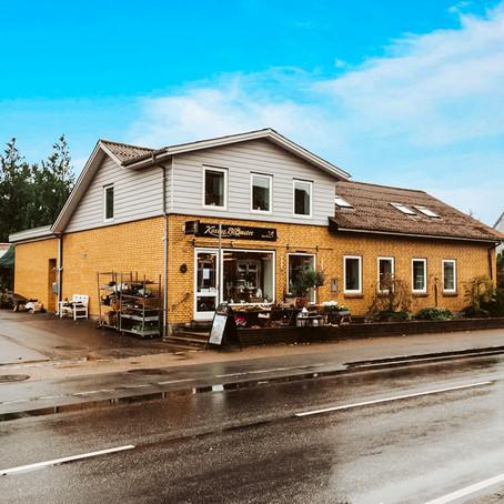Floral Shop + Home in Denmark for $199k