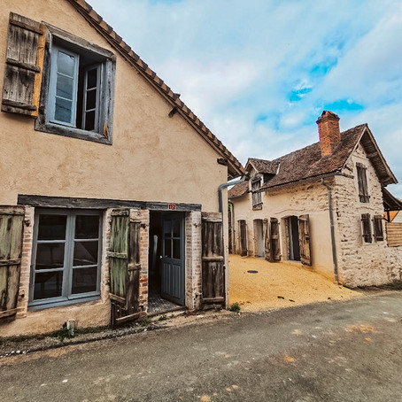 Quirky French storybook home for $142k