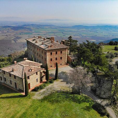 Apartment in Italian castle for $101k