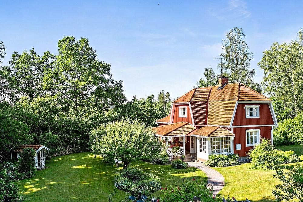Swedish Villa for sale for $149k
