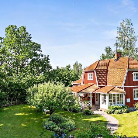 Gorgeous Swedish Villa