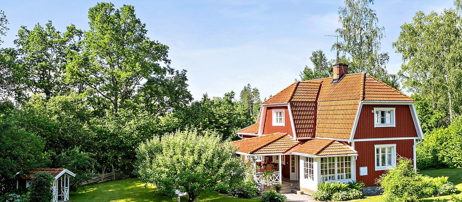 Gorgeous Swedish Villa