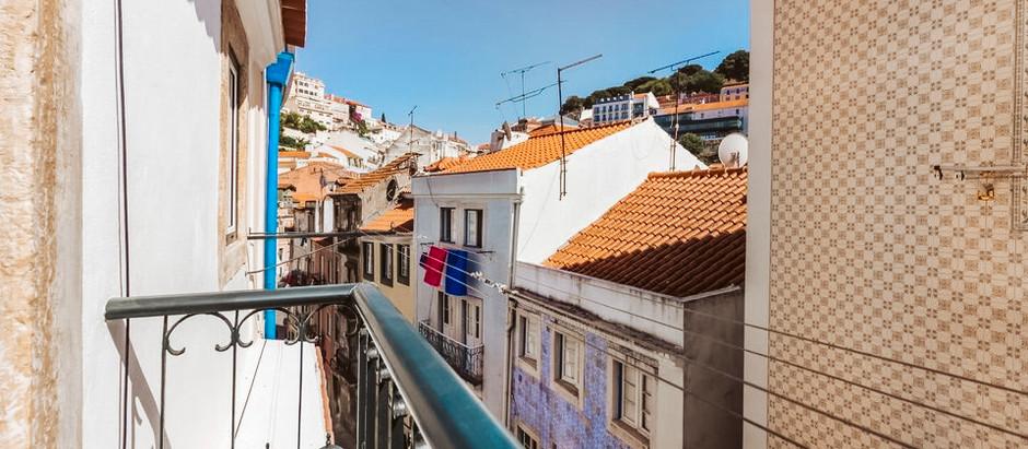 Gorgeous Lisbon apartment for 900 Euro/mo
