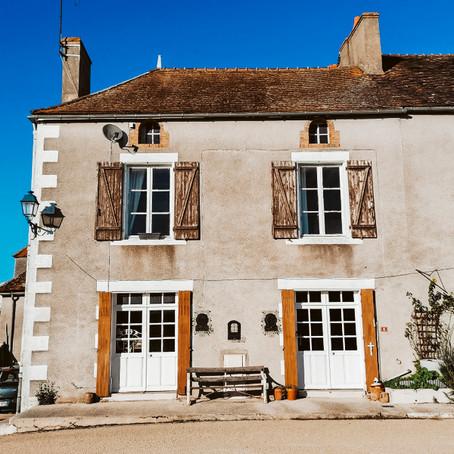 Village home in France for $87k