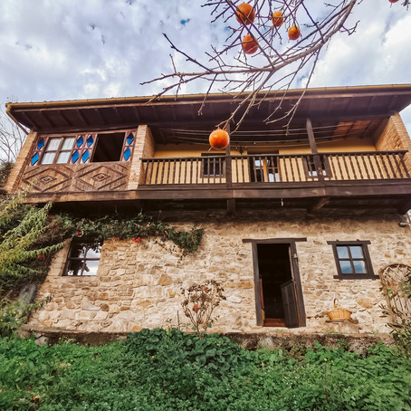 Stone & Wood Country House in Spain for $150k