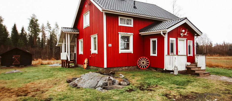 Peaceful Cottage in Finland for $148k