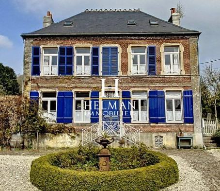 French mansion for $265k