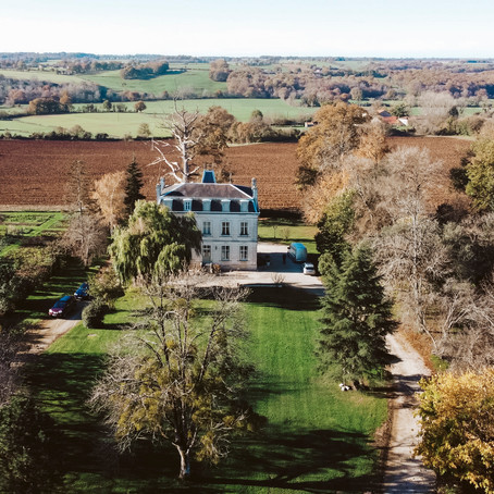Stunning country manor set on 2.5 acres for $680k