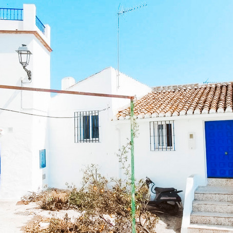 Spanish Townhouse with Mediterranean Views