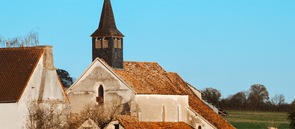 12th Century Church & Chapel in France for $178k