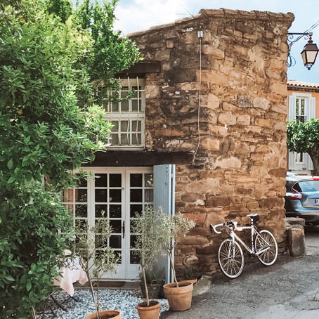 Charming Provencal Village House for $118k