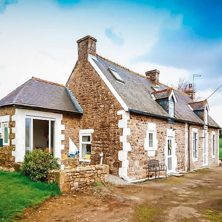 Charming Character Home in France for $172k