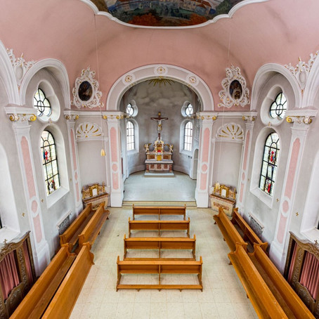 Chapel in listed building in Germany for $359k