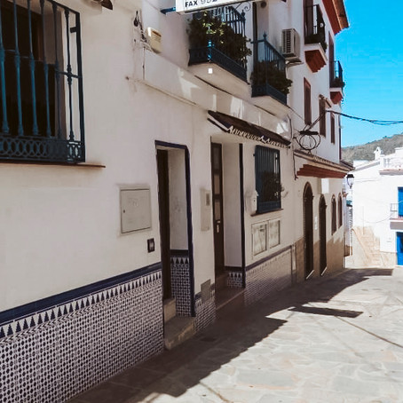 Spanish bolt hole for $59k