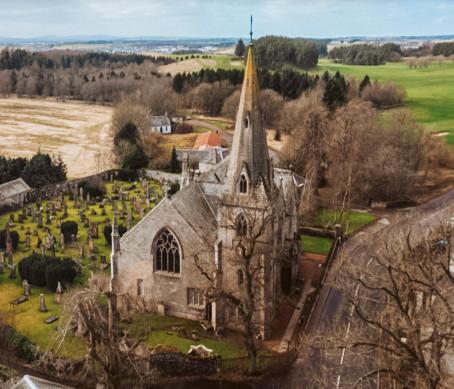 Gothic Church in Scotland for $163k