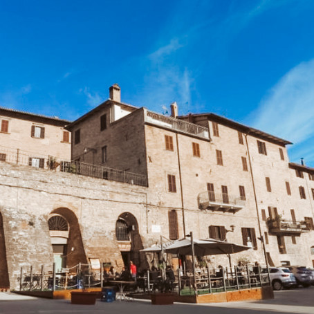 Perfectly situated penthouse in Sarnano Italy for $109k