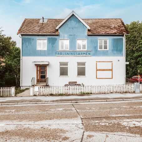 Former Salvation Army Building in Sweden for $126k