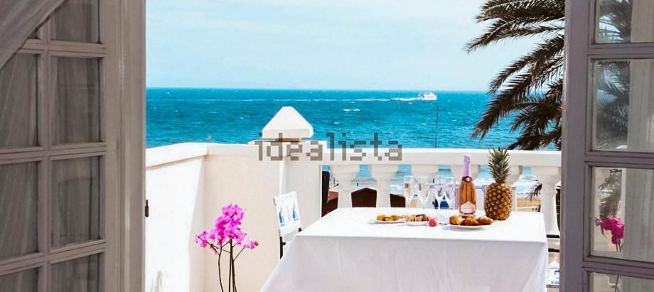 Seaside rental for winter in Spain $885/mo
