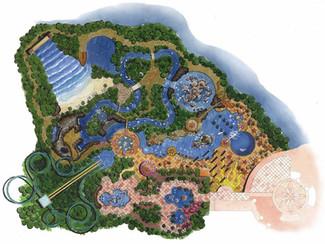 Citra Raya Water Park