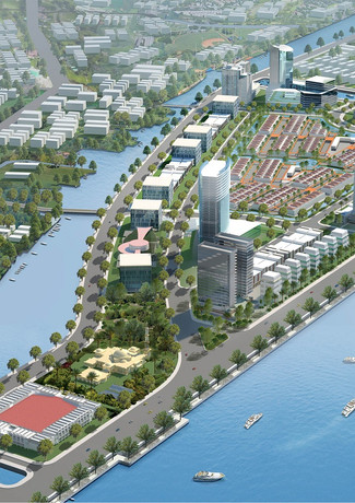 Balikpapan Waterfront Development