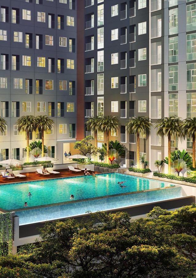 Apartment Kota Baru Parahyangan