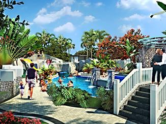 Waterpark Supermall Kasablanka
