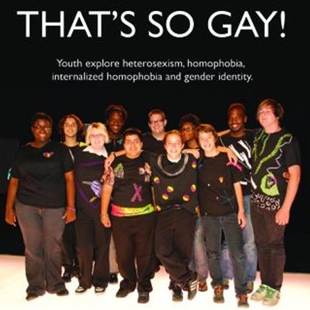 That's So Gay! (Educational DVD)