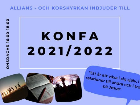 Konfirmation 2021/2022
