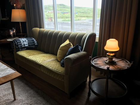 Hotel Bjarkalundur in the Icelandic West fjords. Got its soul finally back. Hildur Interior (2).JPG