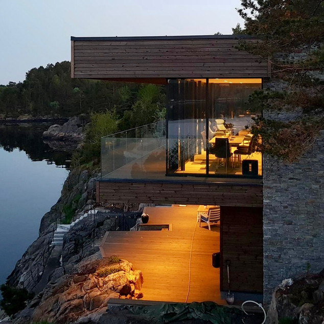 Sommerhouse, Tvedestrand Norway | Gudmundur Jonsson Architect