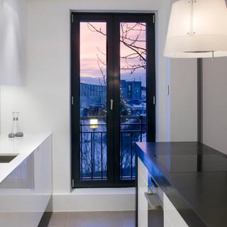 Studioapartment  Reykjavik | Gudmundur Jonsson Architect