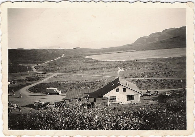 Old Hotel Bjarkalundur
