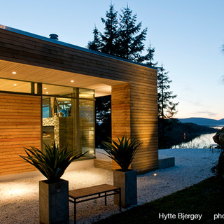 Hytte Bjergøy Norge | Gudmundur Jonsson Arkitekt