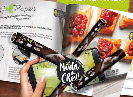 Conheça o aplicativo de realidade aumentada Moda do Chef e venda ainda mais!