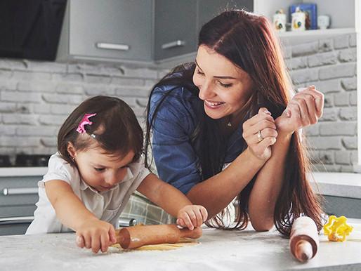 CULINÁRIA INFANTIL: 3 RECEITAS PARA PREPARAR COM OS PEQUENOS