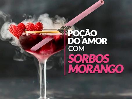 3 drinks românticos com Sorbos para o Dia dos Namorados