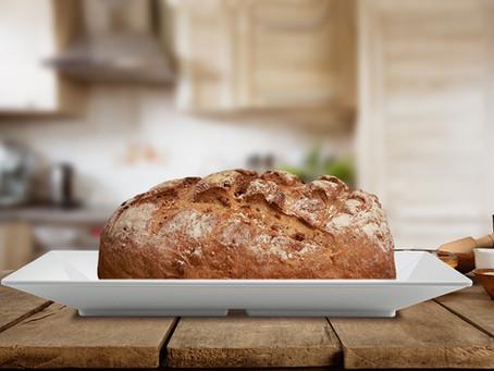 Receita de pão caseiro: aprenda como fazer e onde servir