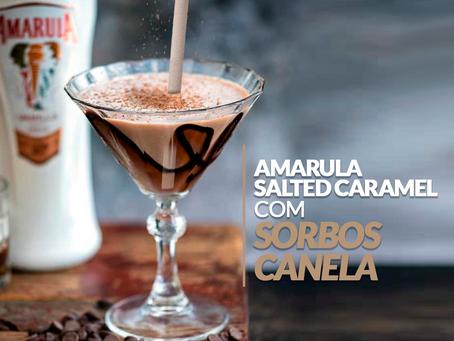 4 drinks com licor Amarula para fazer com Sorbos