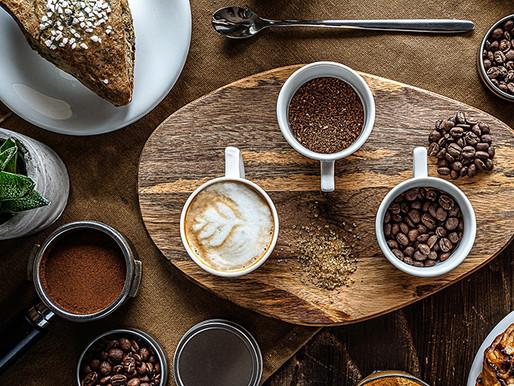 4 RECEITAS COM CAFÉ PARA VOCÊ SE APAIXONAR