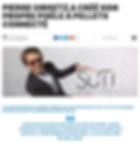 aticle Pirre Girretz crée SUTI