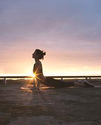 Sunset Yoga