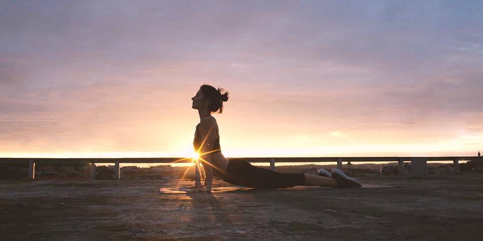 Yin Yoga with Sonnya