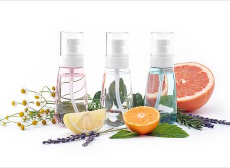 DIY Easy Essential Oil Air freshener