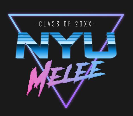 NYU Melee Sweatshirt Design